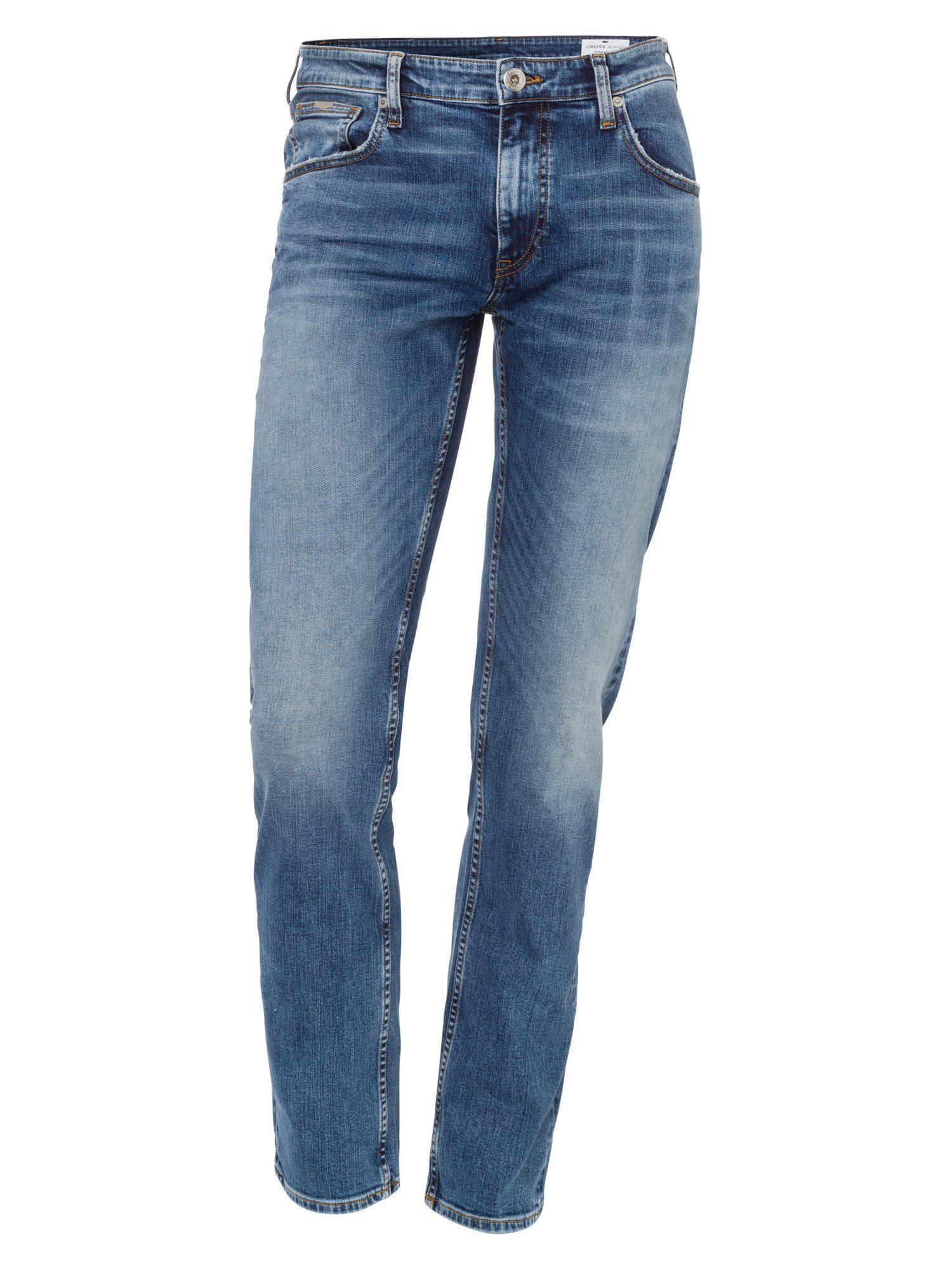 Cross Jeans® Slim Fit Jeans Damien In De Online Shop - Geweldige Prijs