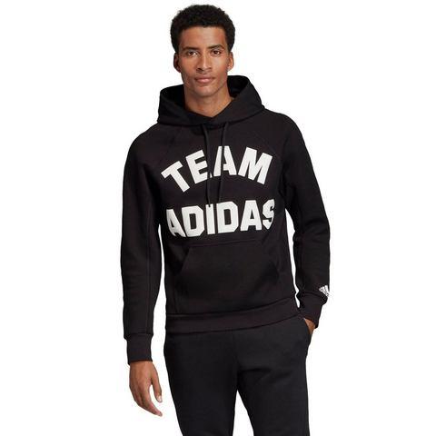 adidas performance sportsweater zwart-wit