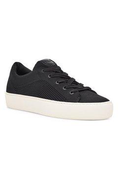 ugg sneakers »zilo knit« zwart