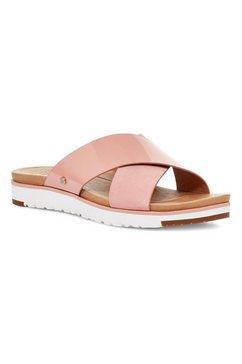 ugg slippers »kari« roze