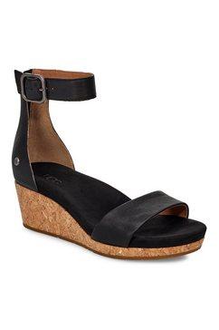 ugg sandaaltjes »zoe ii« zwart
