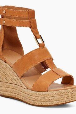 ugg sandaaltjes »kolfax« bruin