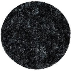 paco home badmat »kanda 360« zwart