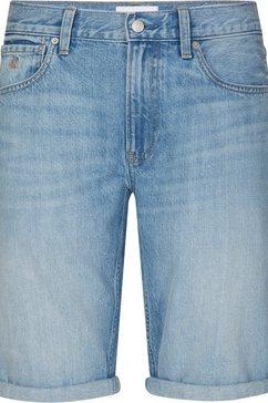 calvin klein jeansshort »regular short« blauw