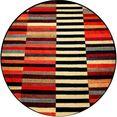 paco home vloerkleed artigo 408 geschikt voor binnen en buiten, vintage-design, woonkamer multicolor