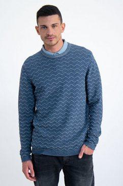 garcia lange trui blauw