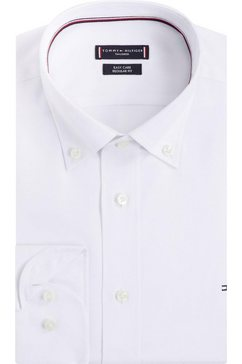 tommy hilfiger tailored businessoverhemd wit