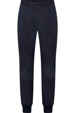 tommy hilfiger tailored pantalon blauw