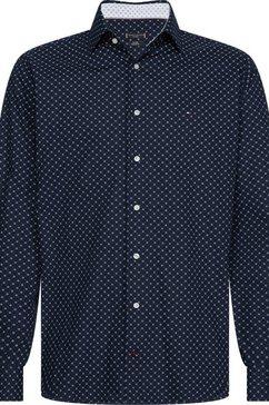 tommy hilfiger tailored businessoverhemd blauw