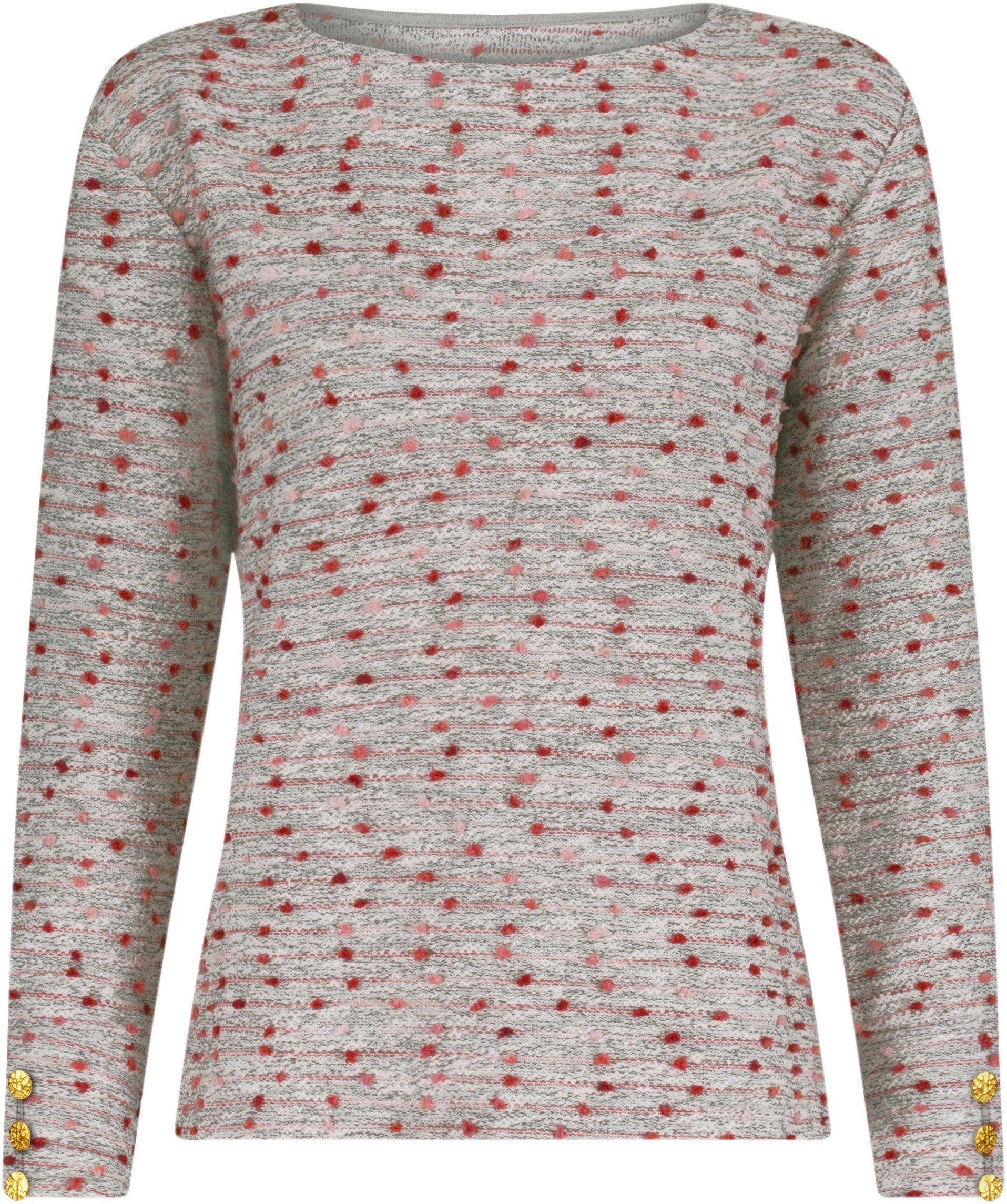 Ambria Shirt In Zachte Bouclékwaliteit Online Bestellen - Geweldige Prijs