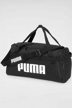 puma sporttas »puma challenger duffel bag s« zwart