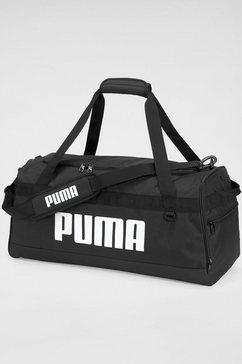 puma sporttas »puma challenger duffel bag m« zwart