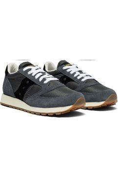 saucony sneakers »jazz vintage« grau