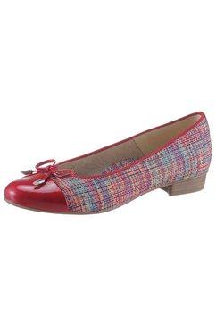 ara ballerina's »bari« rood