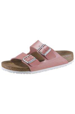 birkenstock slippers »arizona« roze