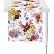 apelt tafelloper 7183 summer garden digitaal printen (1 stuk) multicolor