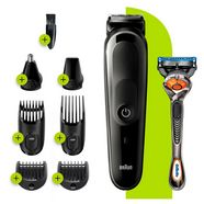 braun »8-in-1 multi-grooming-kit 5 mgk5260« multifunctionele trimmer zwart