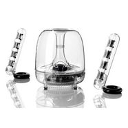 harman-kardon »soundsticks iii« 2.1 2.1 soundsystem (bluetooth, 40 watt) wit