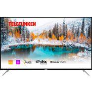 telefunken »d65v800m4cwh« lcd-led-tv zwart