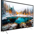 "telefunken led-tv d50v800m4cwh, 126 cm - 50 "", 4k ultra hd, smart-tv, 36 maanden fabrieksgarantie zwart"