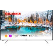 telefunken »d55v800m4cwh« lcd-led-tv zwart