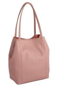 tom tailor denim shopper »susie« roze