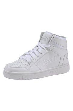 puma sneakers »puma rebound layup sl jr« wit