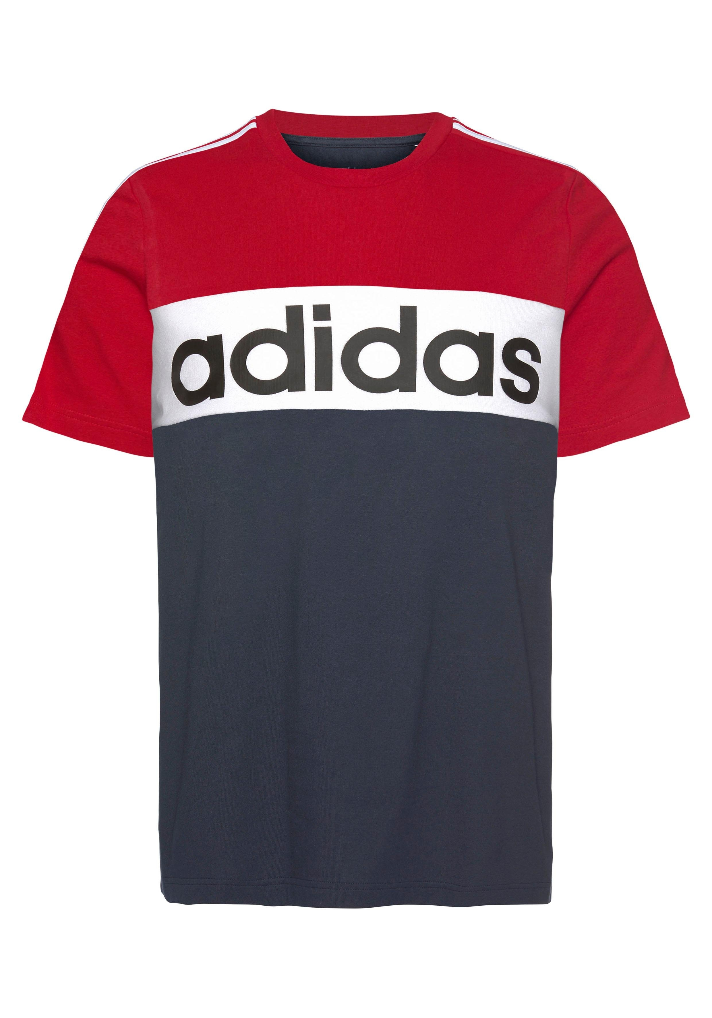 adidas Performance T-shirt »YOUTH BOY ESSENTIAL TEE« veilig op otto.nl kopen