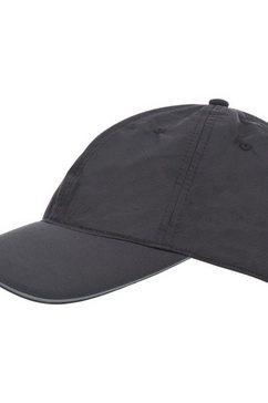trespass baseballcap »herren baseballkappe cosgrove schnelltrocknend« zwart