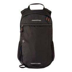 craghoppers trekkingrugzak »rucksack kiwi, wasserabstossend, 22 liter fuellmenge« zwart