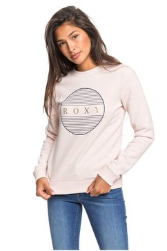 roxy sweatshirt »eternally yours« roze