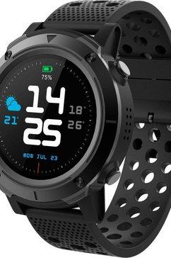 denver smartwatch sw-510 (1-delig) zwart