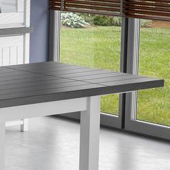 premium collection by home affaire insteekblad miami breedte 89 cm grijs