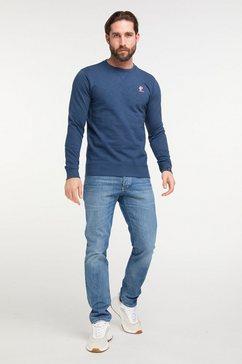 petrol industries sweatshirt blauw