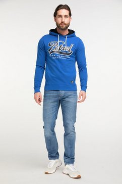 petrol industries sweatshirt blauw