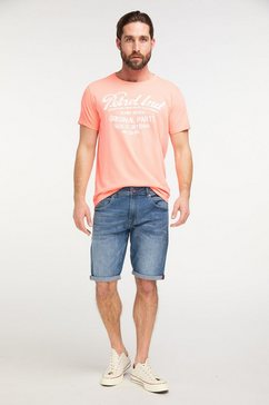 petrol industries t-shirt roze