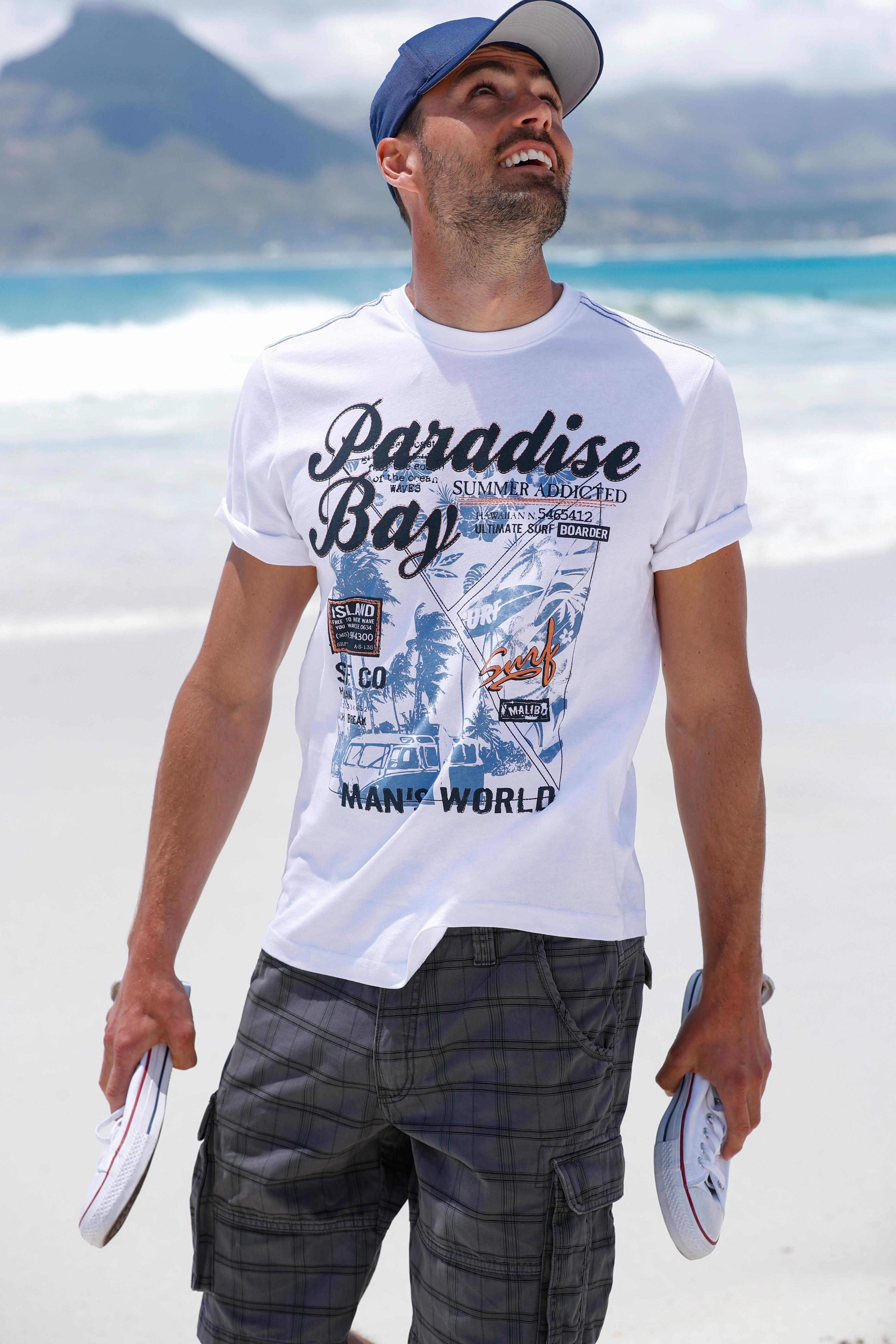 Man's World T-shirt bestellen: 30 dagen bedenktijd