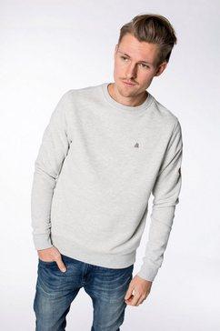 alife and kickin sweater »vincent« grijs