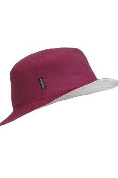 stoehr tweekleurige tweezijdig te dragen hoed rood