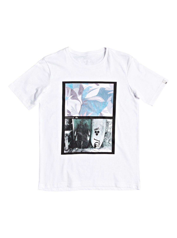 Quiksilver T-shirt »Oversized« in de webshop van OTTO kopen
