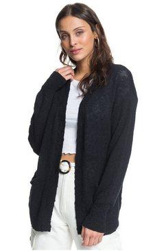 roxy cardigan »valley shades« zwart
