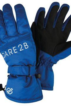 dare2b skihandschoenen »herren ski-handschuhe worthy« blauw