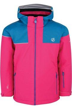 dare2b ski-jack »kinder entail« roze
