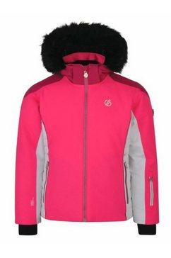 dare2b ski-jack »maedchen vast« roze