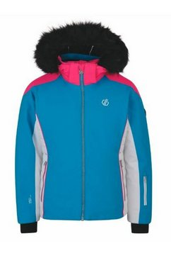 dare2b ski-jack »maedchen vast« blauw