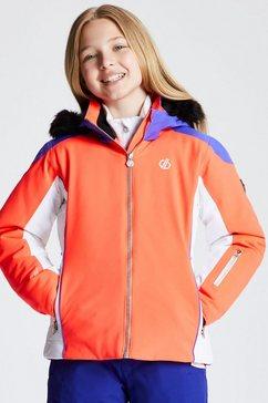 dare2b ski-jack »maedchen vast« rood