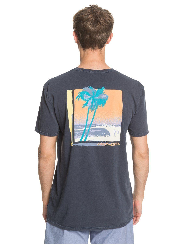 Quiksilver T-shirt Lazy Sun Bestellen Bij - Geweldige Prijs