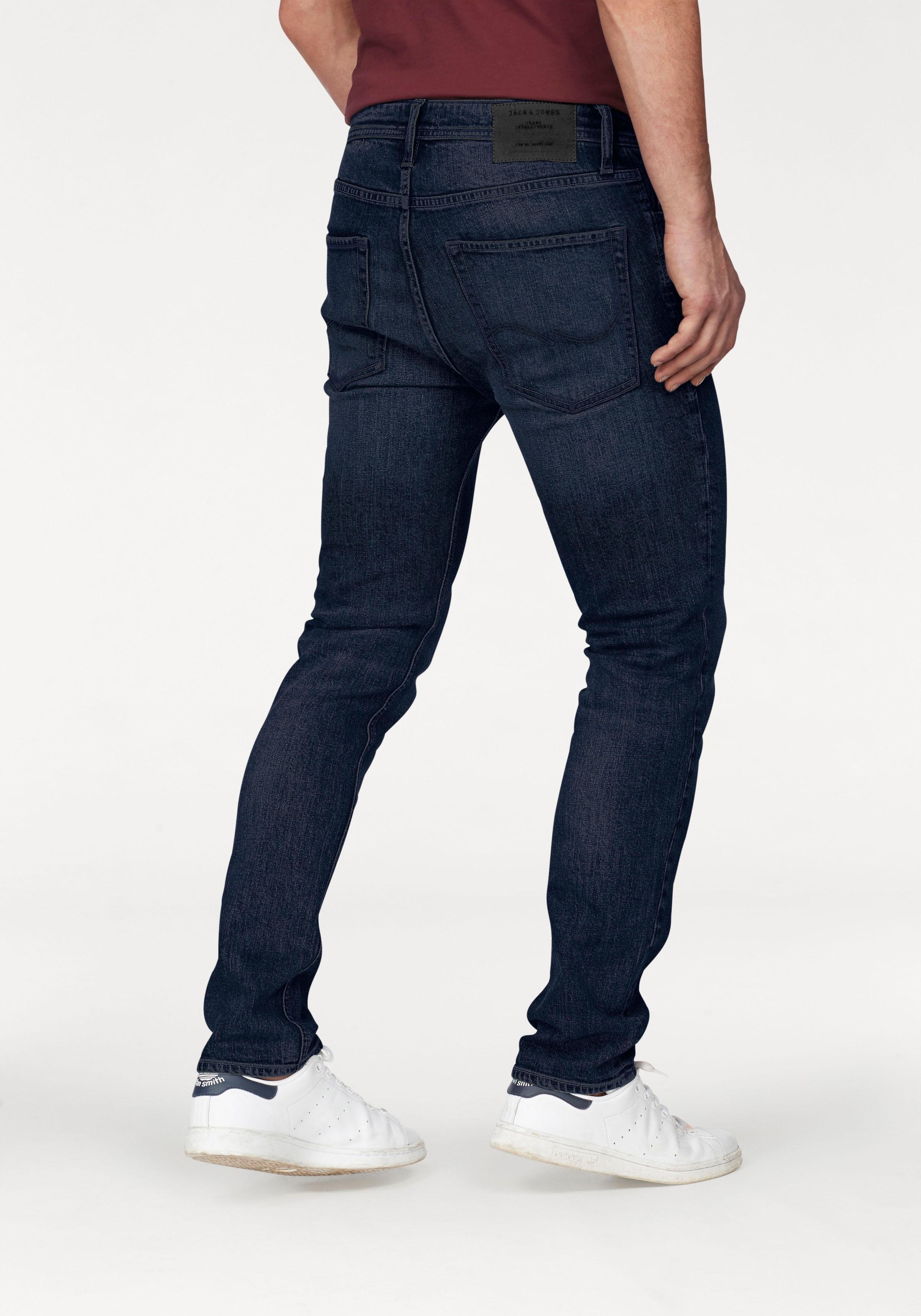 Jack & Jones slim fit jeans »TIM JJORIGIN« goedkoop op otto.nl kopen