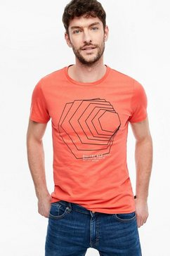 q-s designed by t-shirt oranje