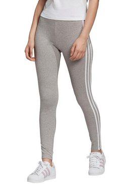 adidas originals legging »3 stripes tight« grijs